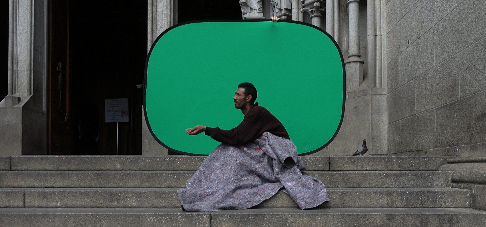 Green Screen Gringo