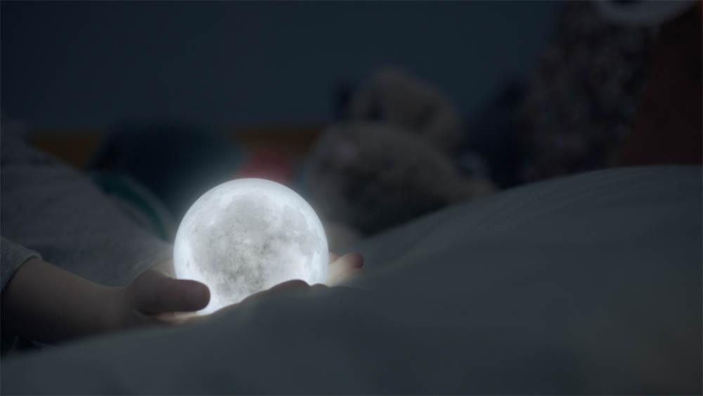 Der Mond und Ich