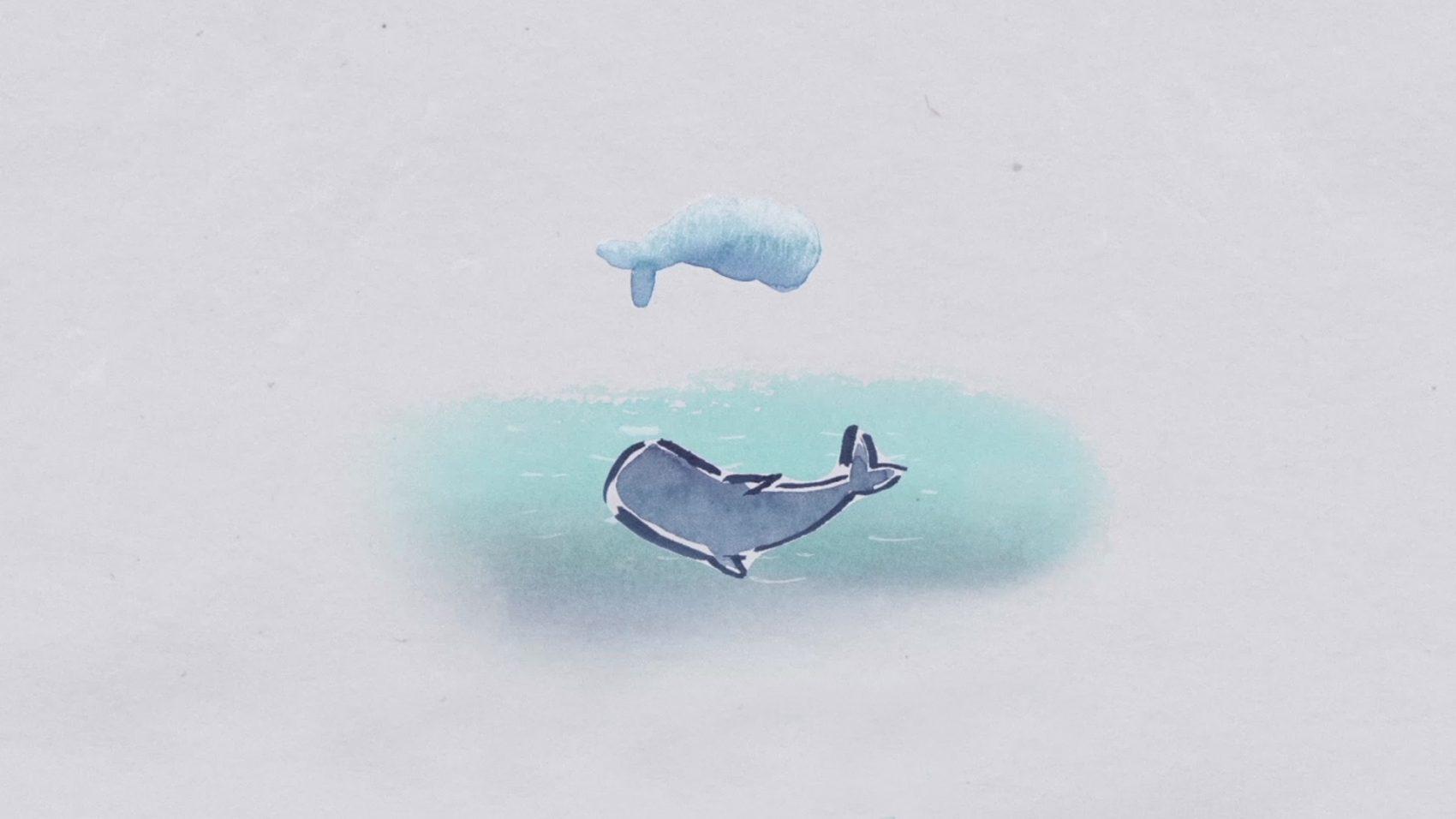 ТYЧKA И KИT (The Cloud and the Whale)