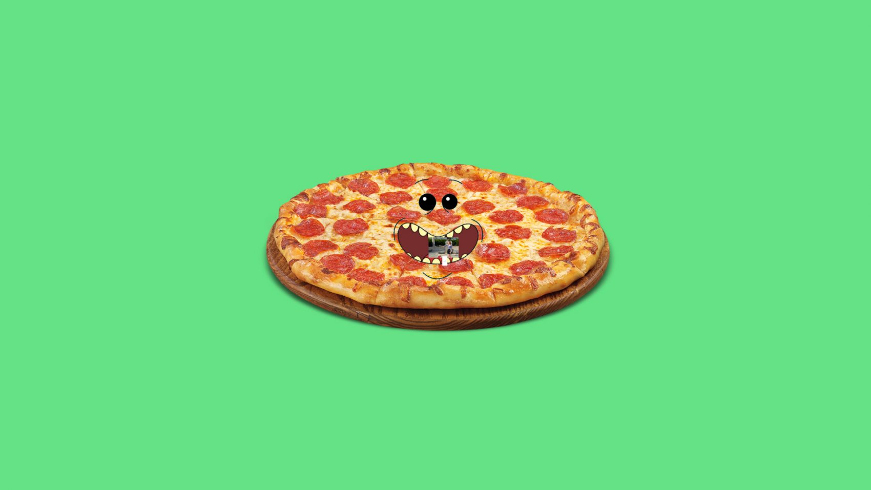 I Will Say Whatever You Want In Front Of A Pizza